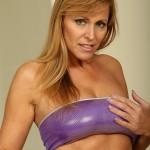 Busty Cougar Nicole